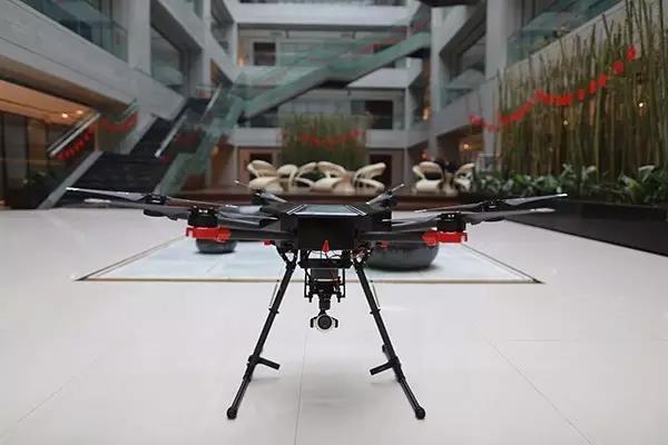 模幻天空-无人机模块化组件