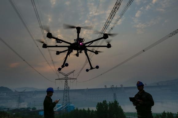 电网扩大无人机巡检规模 各级标准加速补位