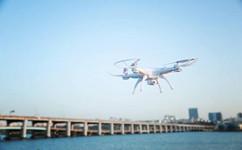 中国无人机韩国走俏 超九成消费级无人机中国产